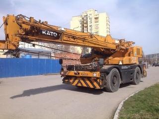 Автокран KATO KR-25H-V2