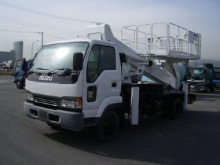 Автовышка TADANO AT-180