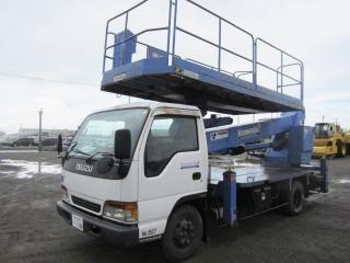 Автовышка TADANO AT-150 TE